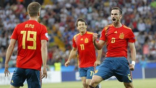 Festa Spagna: Fabian Ruiz è l'MVP dell'Europeo U21!