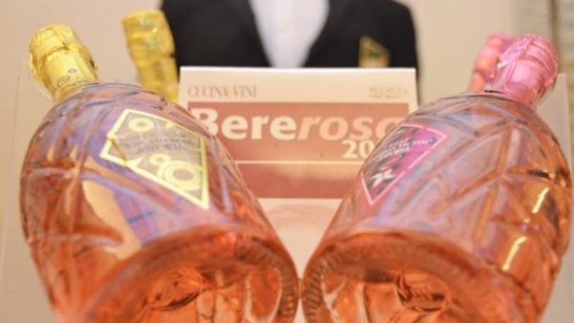 Bererosa: oltre 200 rosati in degustazione a Palazzo Brancaccio