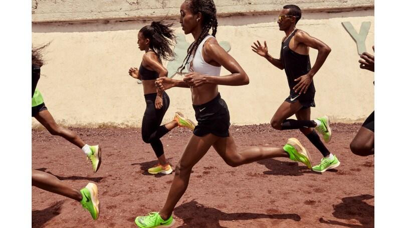 La velocità delle Nike Zoom Series