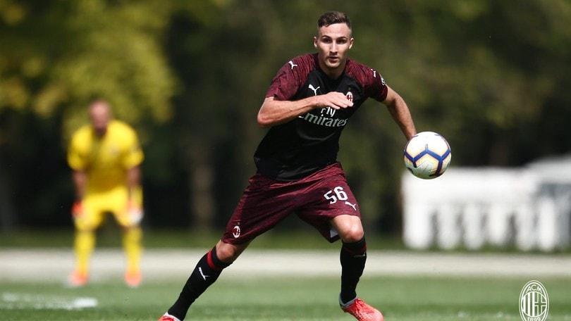 Milan, Simic ceduto all'Hajduk Spalato a titolo definitivo