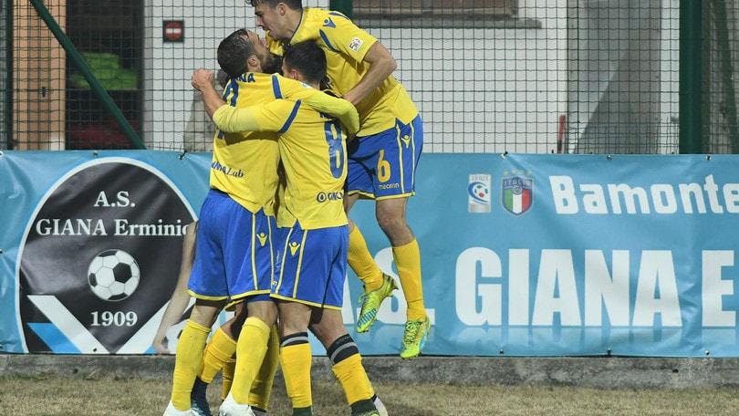 Sambenedettese-Fermana 0-1. Decide la rete di Neglia