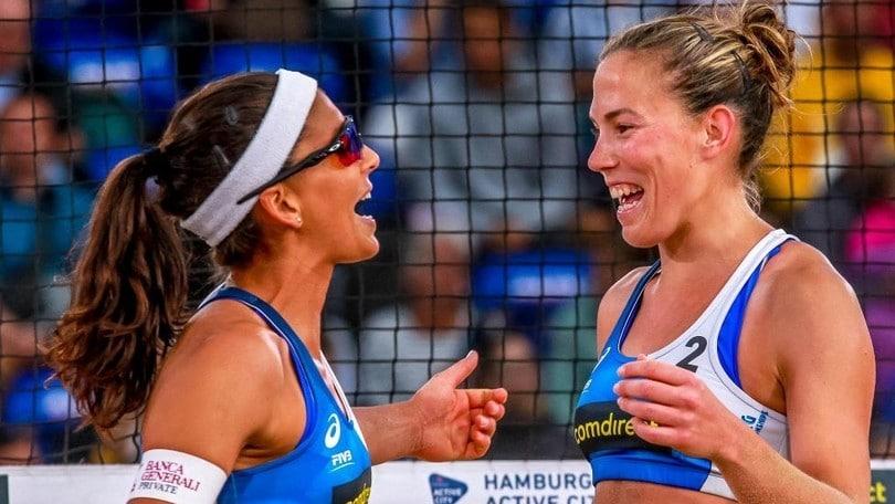 Mondiali di Amburgo: Menegatti-Orsi Toth vincono la Pool A