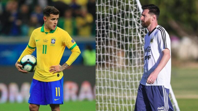 Coppa America, diretta Brasile-Argentina ore 2.30: probabili formazioni e dove vederla in tv