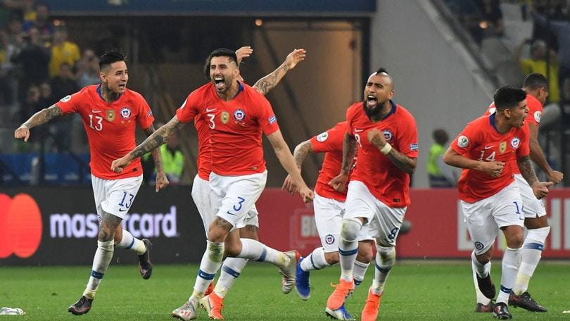 Copa America, Cile-Perù: Roja in finale a 1,87
