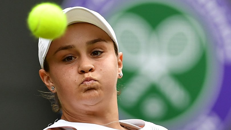 Wimbledon, tra le donne vincono Barty, Kerber e Stephens