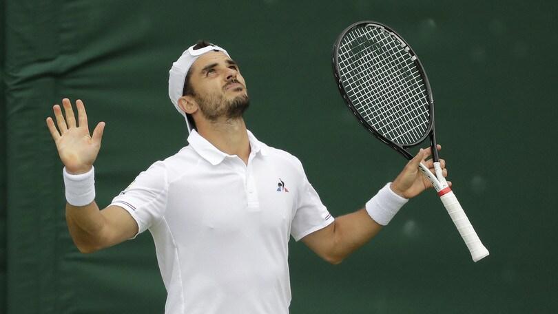 Wimbledon, Fabbiano conquista i bookmaker: la vittoria contro Karlovic a 1,74