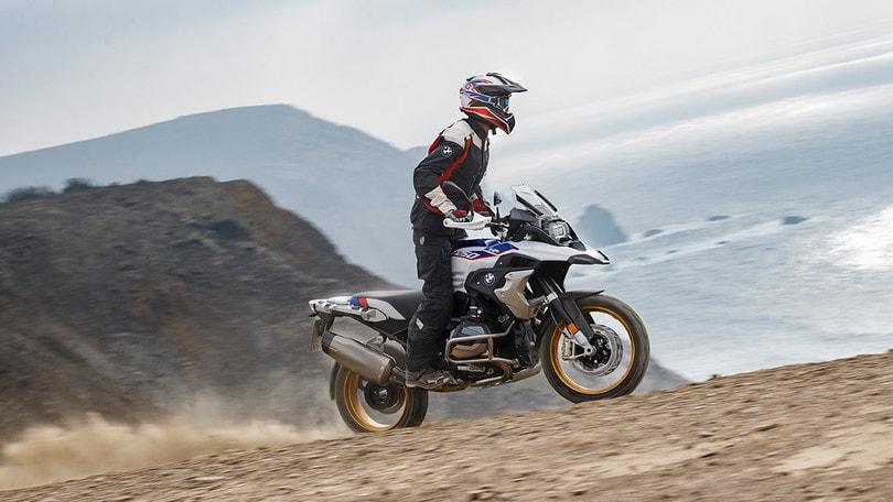 Mercato moto giugno, Honda e BMW a pari merito