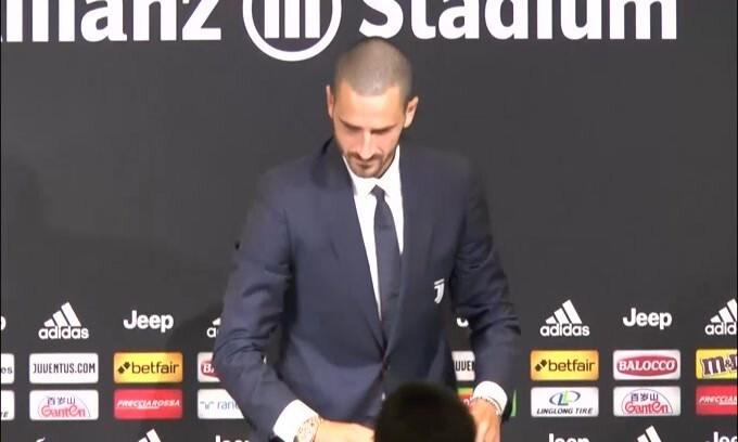 Juventus, Bonucci verso il City