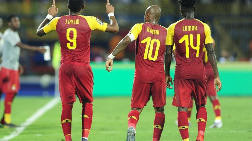 Calendario Coppa Dafrica.Coppa D Africa Camerun Ghana E Tunisia Agli Ottavi Fuori