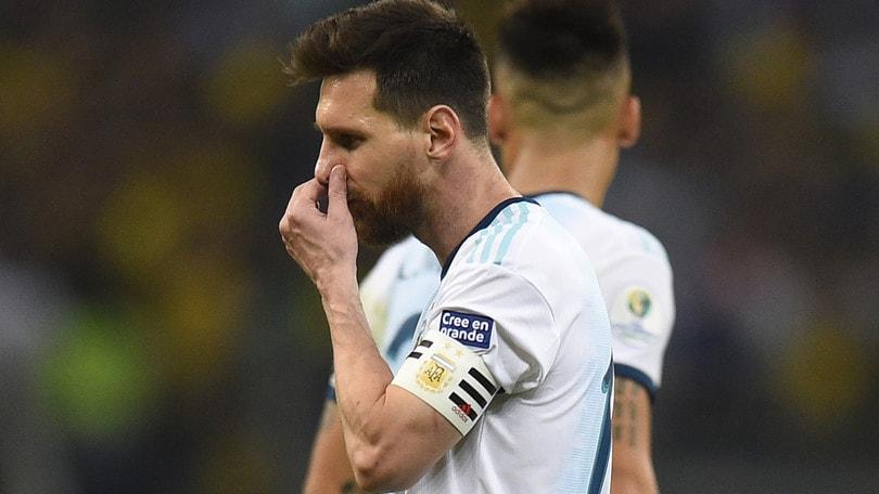 Messi, che stangata: tre mesi senza Argentina!