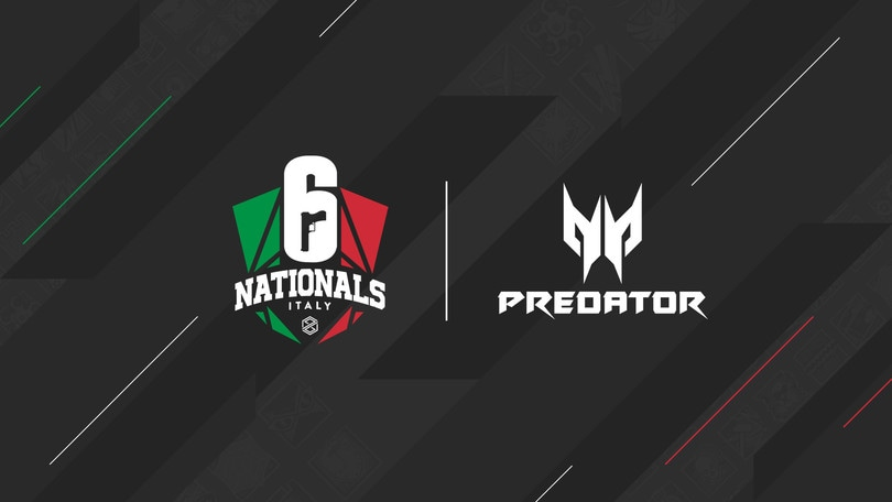 PG Nationals: Acer Predator torna come partner per Rainbow Six Siege