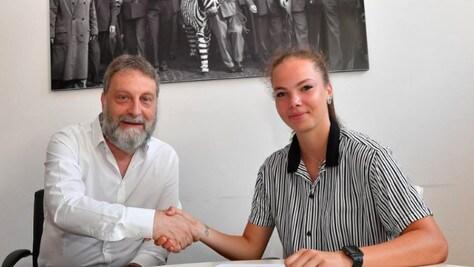 Juventus Women, ingaggiata l'attaccante Staskova dallo Sparta Praga