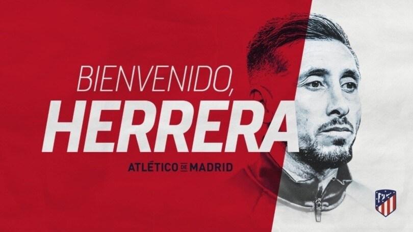 Herrera dal Porto all'Atletico, è ufficiale: domani firmerà un triennale