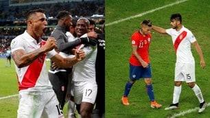 Perù gol e festa: 3-0 al Cile e va in finale di Coppa America