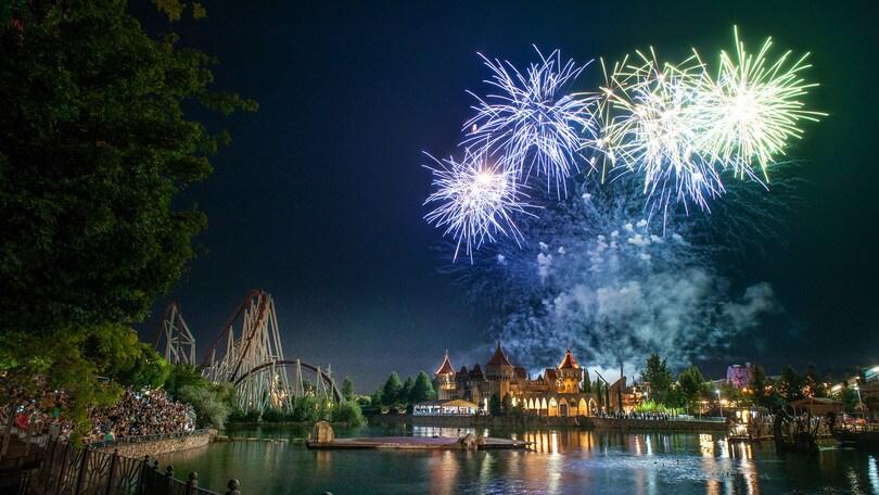 Rainbow Magicland, torna il Magic Fire Festival