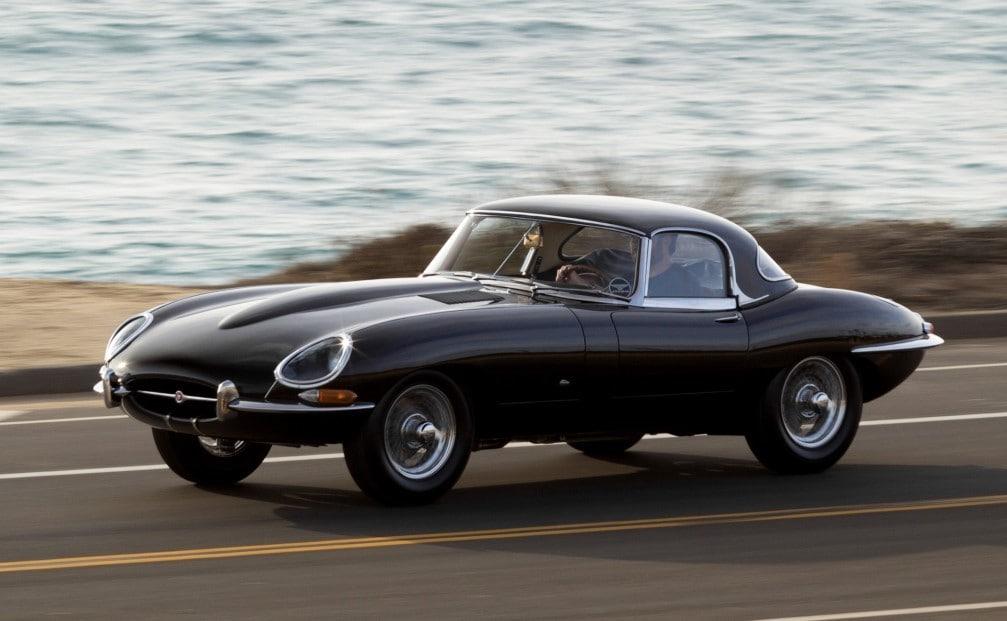 Jaguar E-Type, l'auto di Diabolik: le foto
