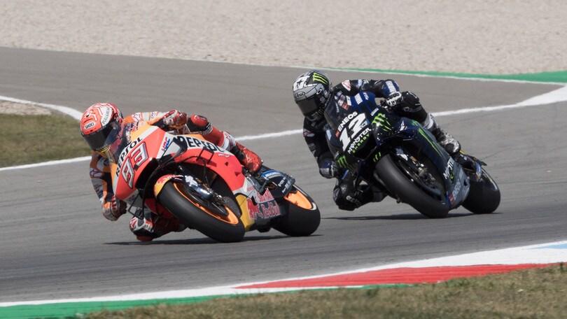 MotoGp, Germania: Marquez a bassa quota al Sachsenring