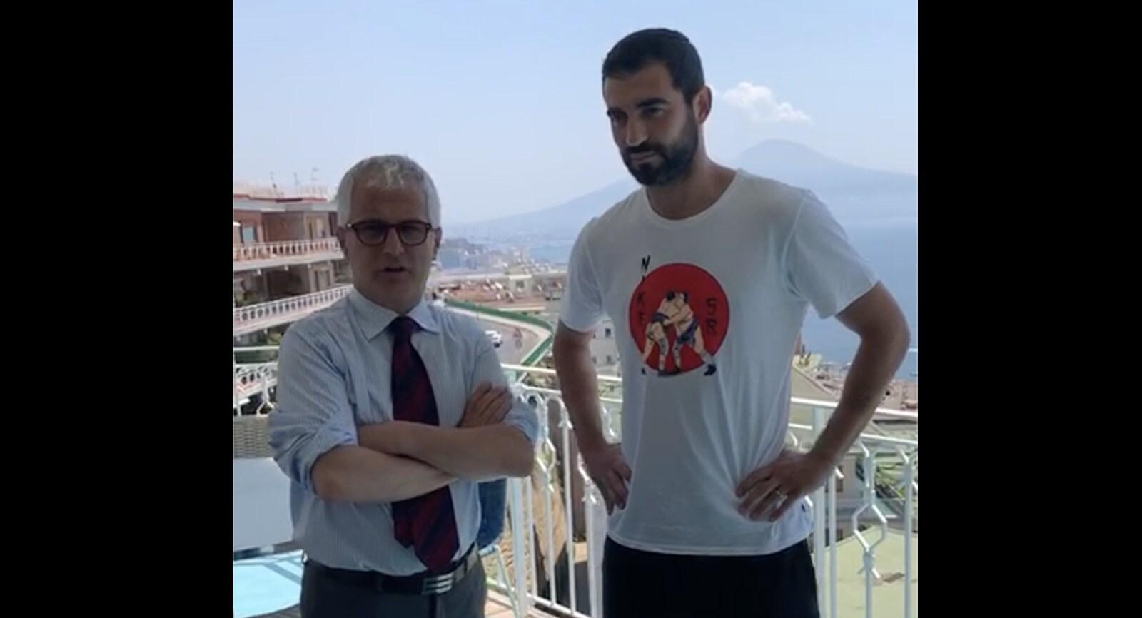 """Albiol, intervista esclusiva: """"Napoli, torno per la festa scudetto"""""""