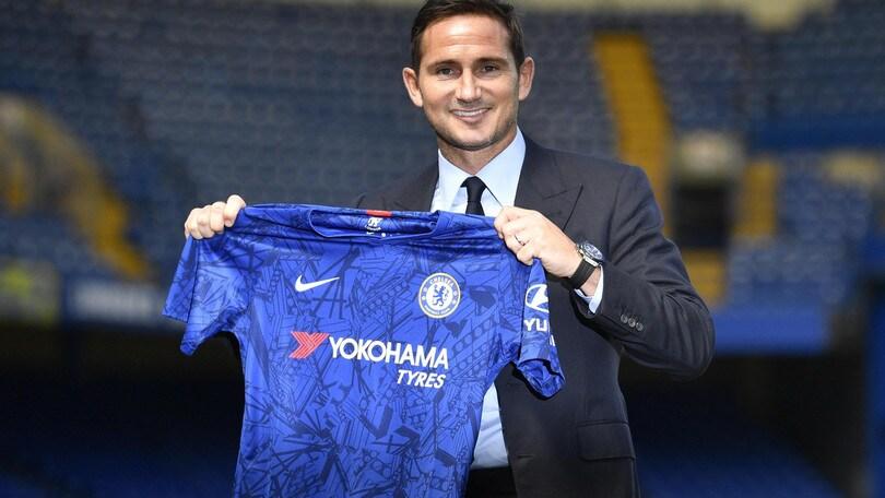 Lampard nuovo allenatore del Chelsea, adesso è ufficiale