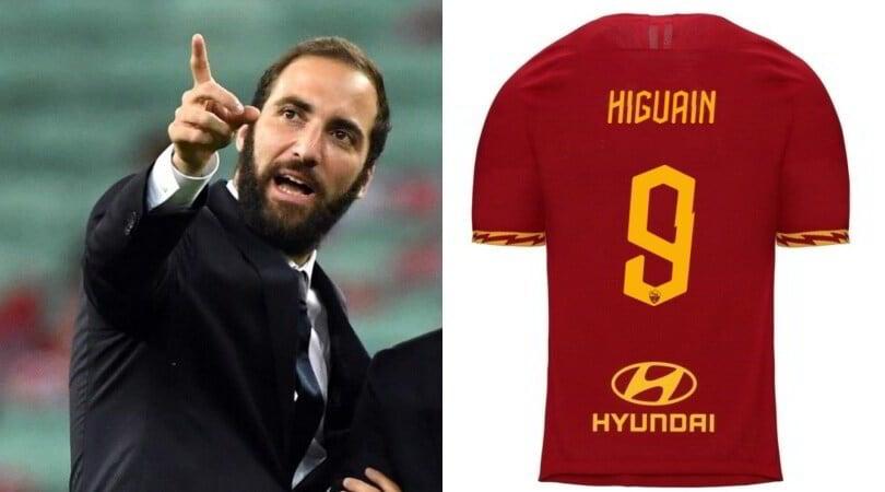 Higuain alla Roma, la richiesta della Juve