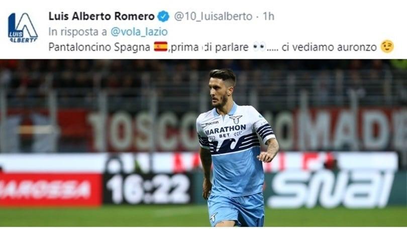 Lazio, Luis Alberto: