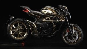 MV Agusta Dragster RC Shining Gold - LE FOTO