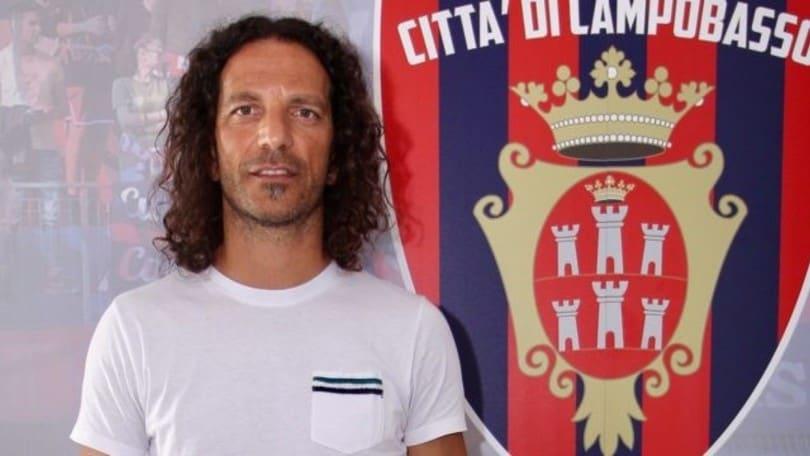 Campobasso, il nuovo allenatore è Cudini