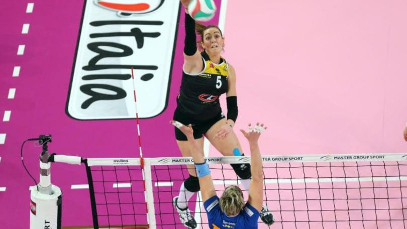 Silvia Lotti giocherà nel Cus Torino