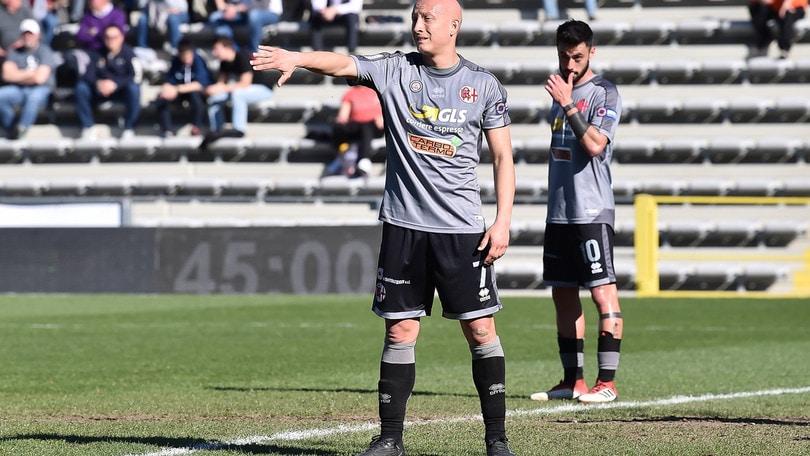 Ascoli, Santini saluta: l'attaccante va al Padova