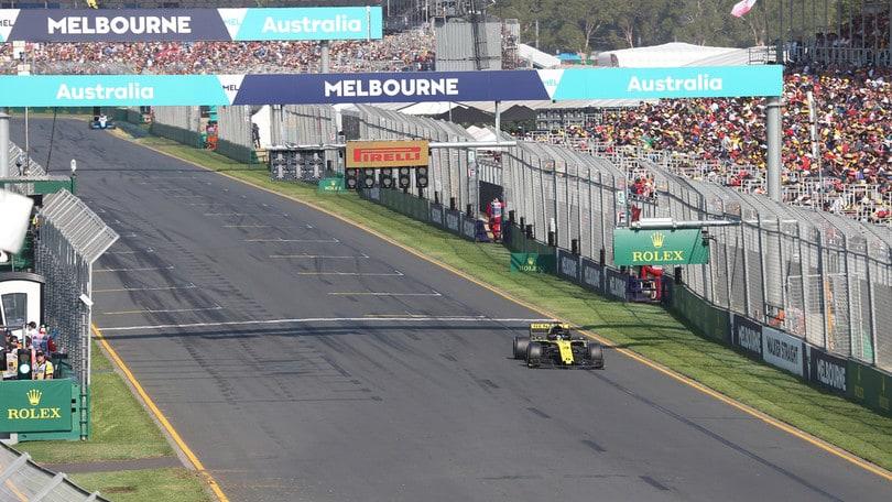 F1, Australia: a Melbourne il via della stagione 2020
