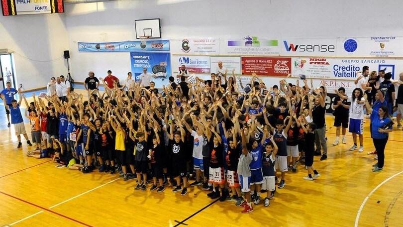 """Pallacanestro, al via il """"Progetto Roma Basket"""""""