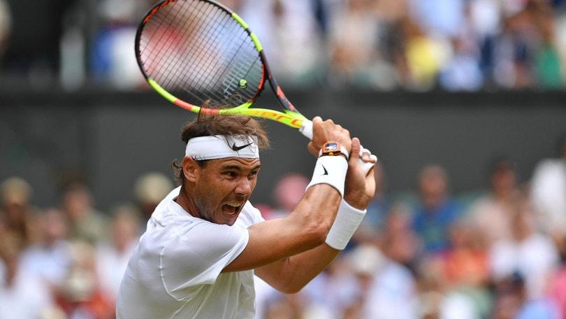 Wimbledon, Nadal e Federer vanno avanti, bene Nishikori