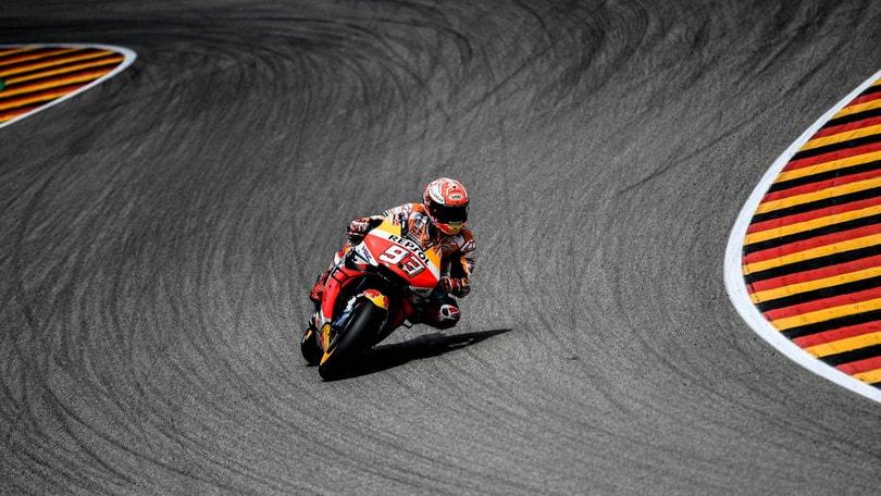 Sachsenring: Marquez senza rivali, la decima vittoria a 1,35