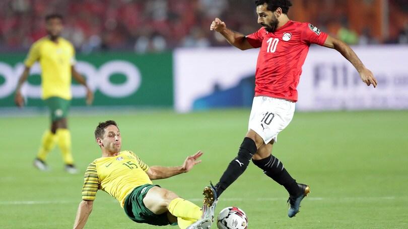 Coppa d'Africa, Egitto e Camerun eliminati da Sudafrica e Nigeria