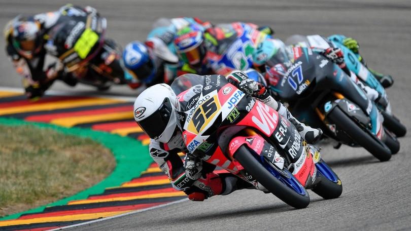 Moto3: Dalla Porta da urlo, vittoria al Sachsenring