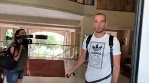 Pau Lopez lascia il ritiro del Betis Siviglia