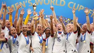 Trionfo Stati Uniti: le americane sono campionesse del mondo per la seconda volta consecutiva