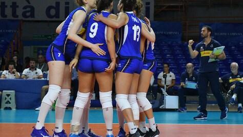Universiadi: l'Italia femminile batte la Svizzera e vola ai quarti