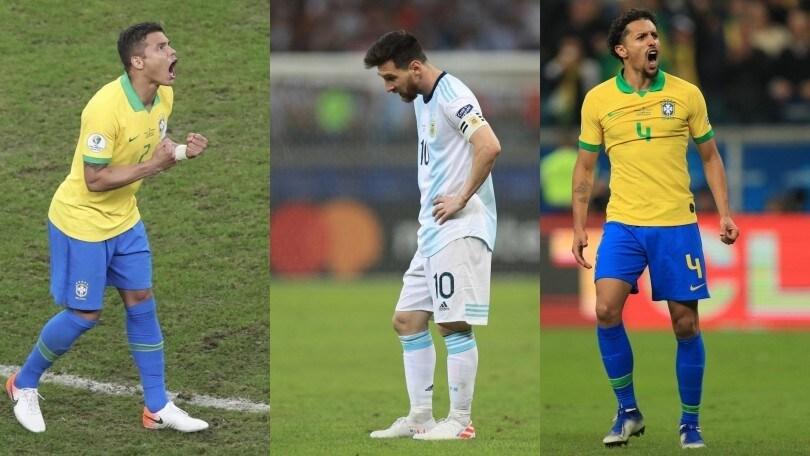 """Marquinhos, veleno su Messi: """"Parla di corruzione, e il Barcellona?"""""""