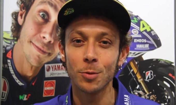 """Moto Gp, Rossi """"allontana"""" il problema dell'età"""