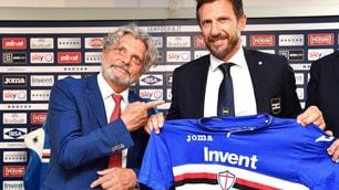 Di Francesco-Ferrero, alla Sampdoria è subito show
