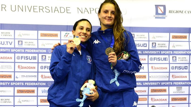 Universiadi, l'Italia conquista il quinto oro con il fioretto femminile a squadre