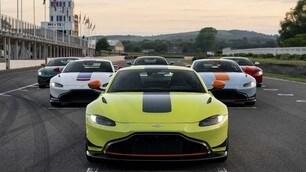 A Goodwood le Aston Martin che hanno fatto la storia delle corse - LE FOTO