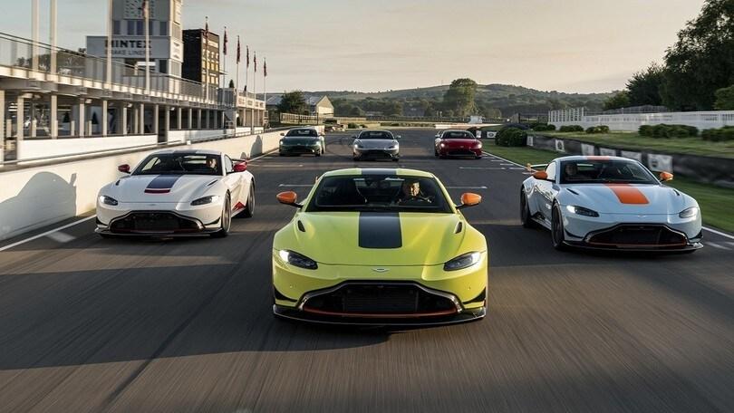 Aston Martin, il