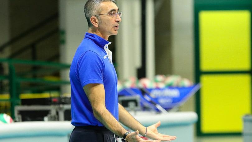 Il nuovo tecnico della Saugella Monza è Massimo Dagioni