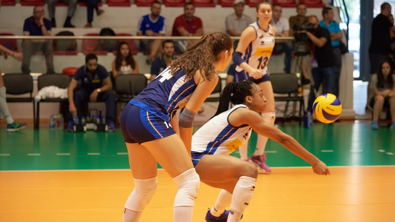 Nazionale U20 femminile: dal 12 luglio al via i Campionati Mondiali