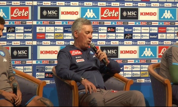 "Ancelotti: ""James? Ci auguriamo che venga..."""