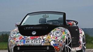 Maggiolino: i prototipi più belli del Volkswagen Beetle FOTO