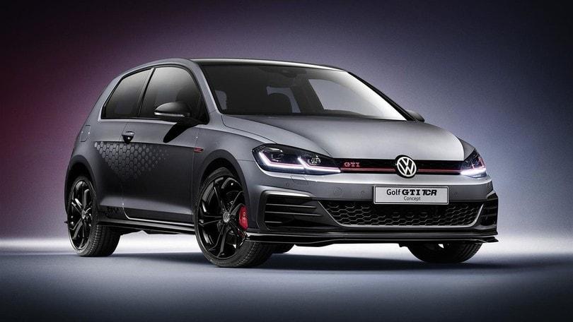 Volkswagen, i primi dettagli della nuova Golf GTI