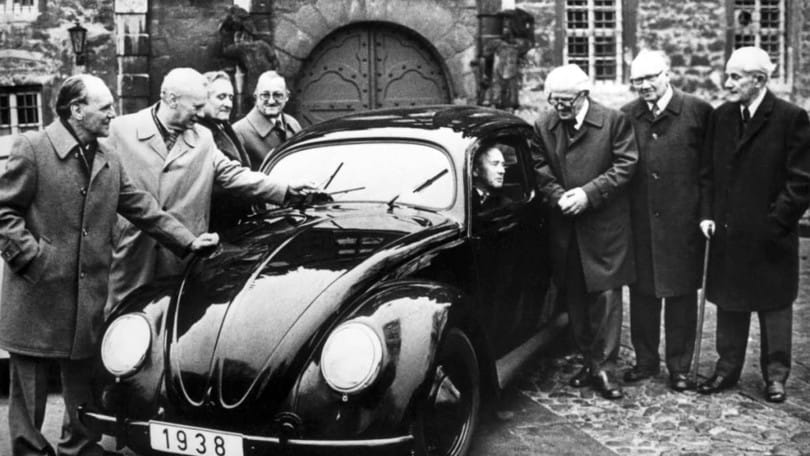 Maggiolino: la storia del Volkswagen Beetle